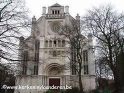 Gent: bezoek aan Sint-Annakerk en omgeving