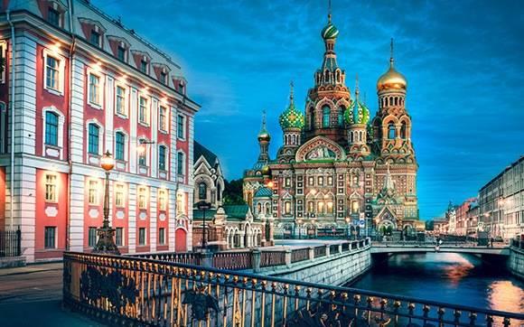 Multimedia reisreportage in HD RUSLAND : Moskou - Wolga - Sint-Petersburg