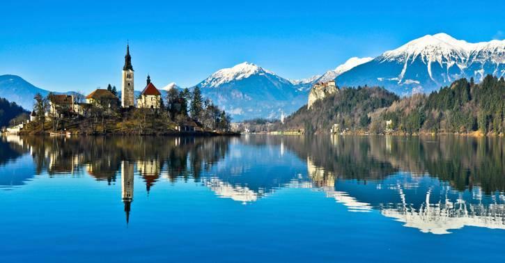 REISREPORTAGE  SLOVENIË