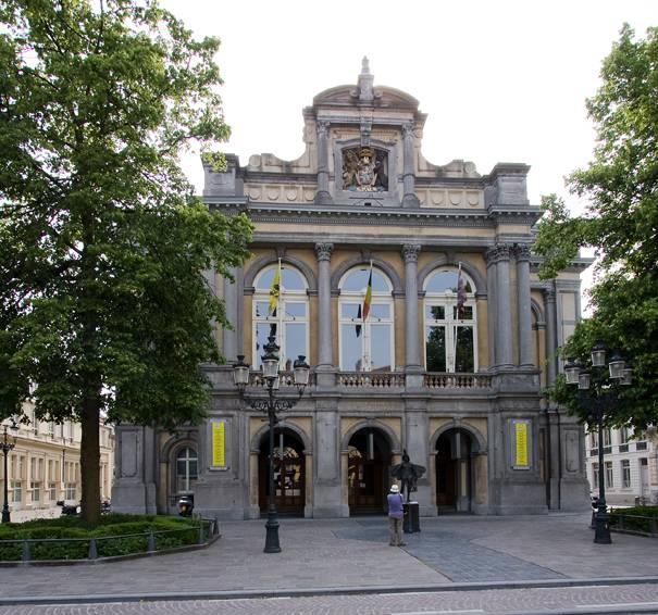 Bezoek Stadsschouwburg Brugge