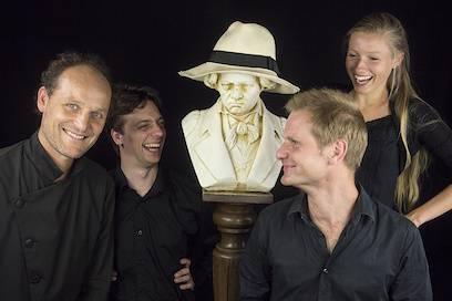 Beethoven happening : Taurus Kwartet