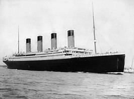 Titanic, de musical - INSCHRIJVINGEN AFGESLOTEN
