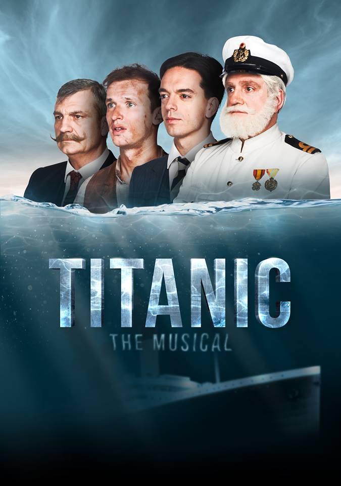 Titanic, de Musical - INSCHRIJVING AFGESLOTEN