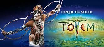 TOTEM van Cirque du Soleil