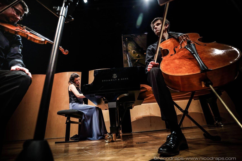 Versatile Beerhoven, concert door Trio Khaldei