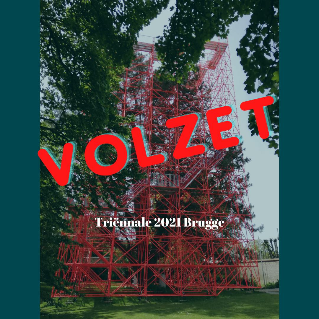 Triënnale Brugge 2021 - TRAUMA  - VOLZET
