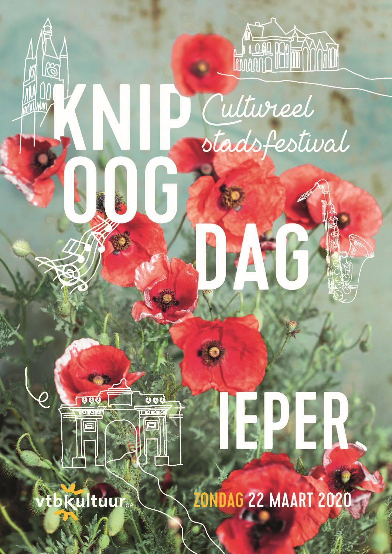 Knipoogdag 2021 - Poperinge en Ieper