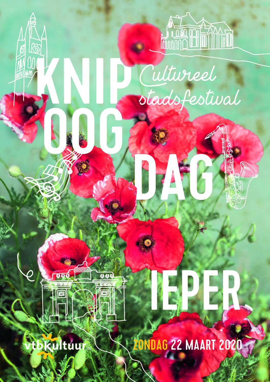 KnipoogDag 2020 - ontdek Ieper!