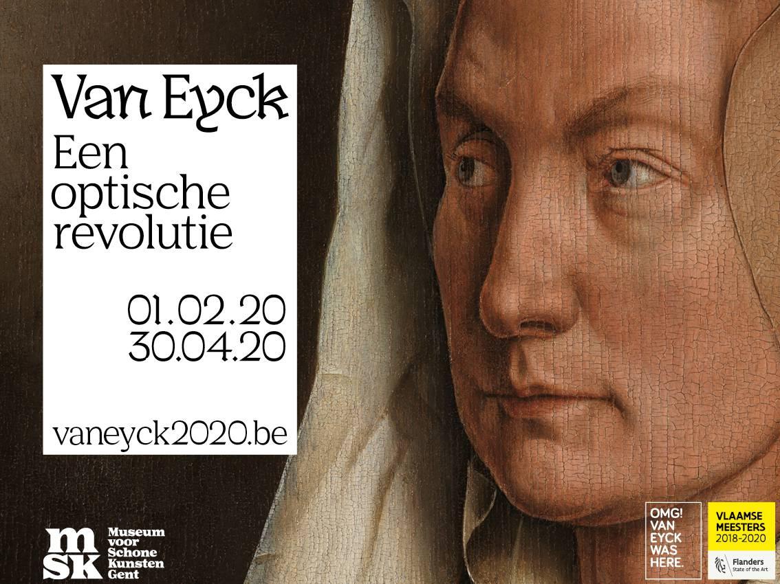 Van Eyck, een optische revolutie - Er is 1 plaats vrijgekomen