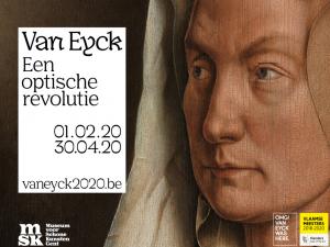 Jan Van Eyck: een optische revolutie VOLZET