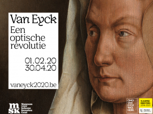 Jan Van Eyck in Gent