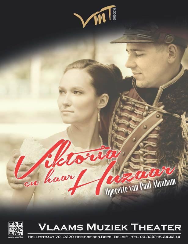 Viktoria en haar Huzaar