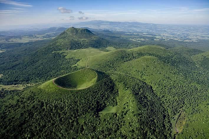 Gastronomie in de schaduw van de vulkanen van de Auvergne