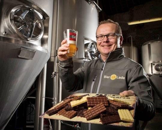 Waar bier en chocolade elkaar ontmoeten met Werner Callebaut