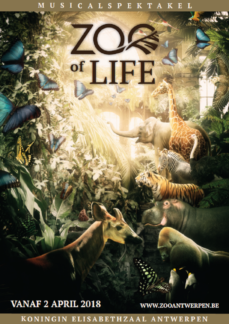 MUSICAL : ZOO OF LIFE