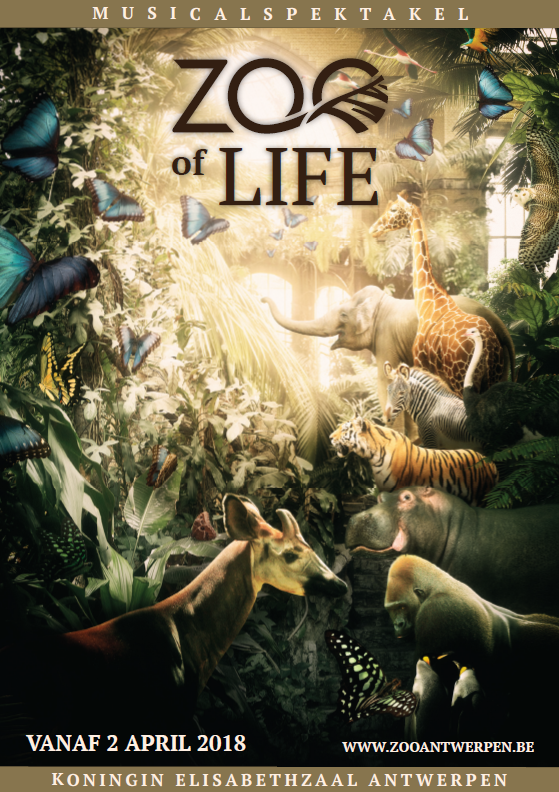 Zoo of life, musical en familieverhaal.