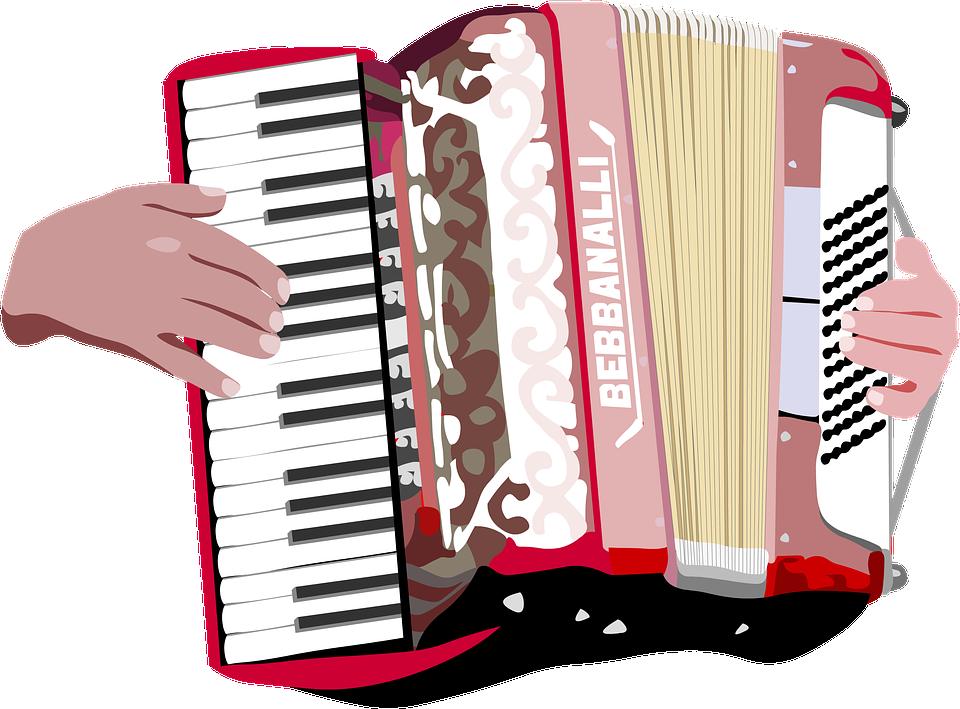 Beiaard en accordeon