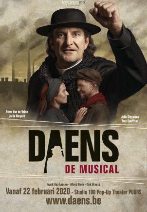 DAENS DE MUSICAL OP 1 MEI 2020