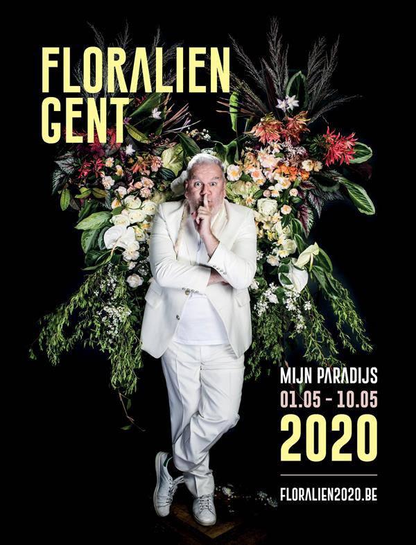 Bezoek aan het 'Park van Beervelde' en de 'Gentse Floraliën'