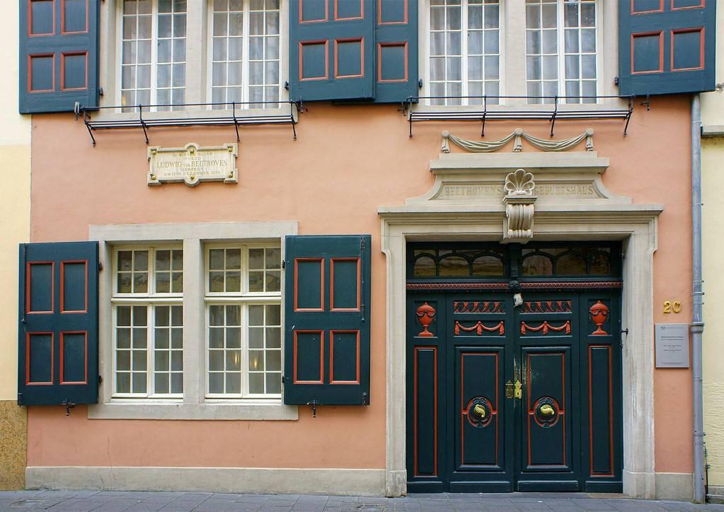 Daguitstap Bonn (Duistland) Beethoven 2020
