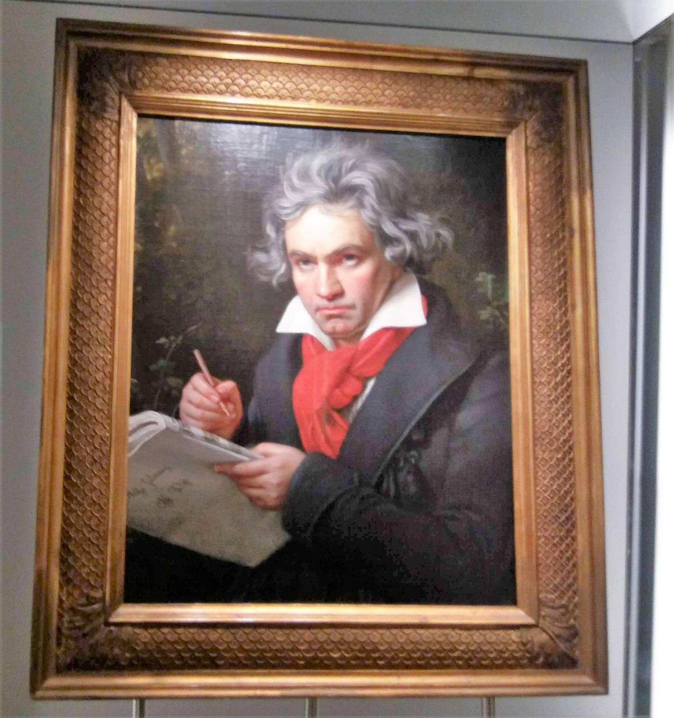 250 jaar Beethoven  Lezing door Hilde Goedgezelschap
