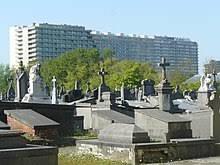 Wandeling door het kerkhof van Oostende