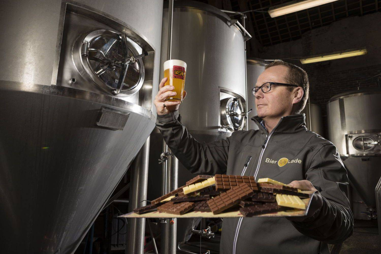 Bierolade - bier & chocola proeverij