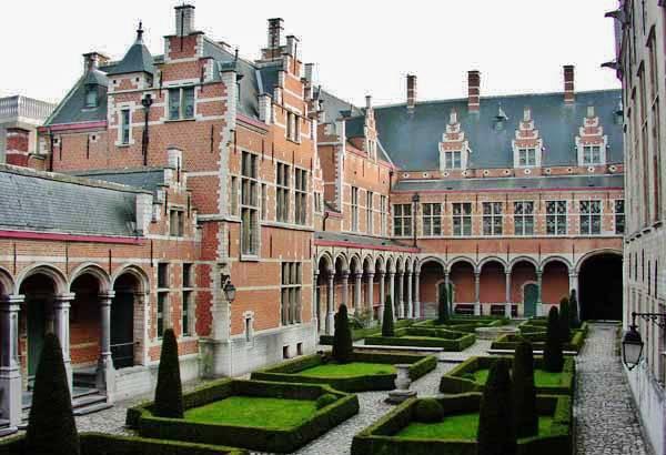 Bezoek Manufactuur De Wit en het gerechtshof in Mechelen