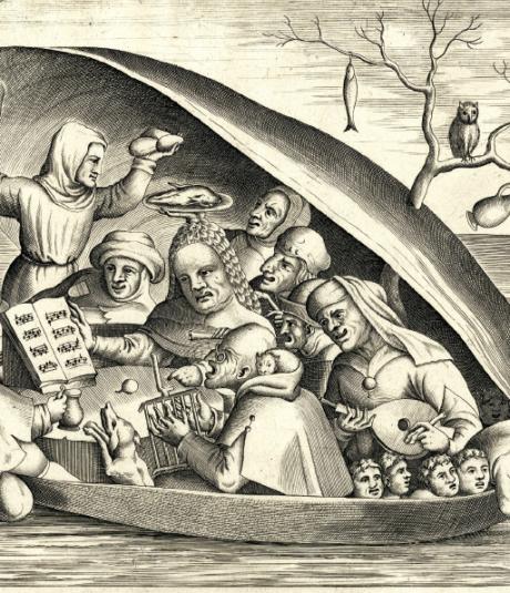 Nocturne : wereld van Bruegel in zwart en wit