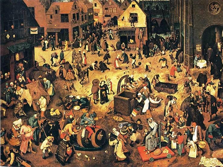 Bruegel en het Pajottenland (autocar) - nog 3 plaatsen