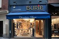 Proef de stad, bezoek aan de atelier chocolatier Burie