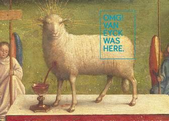 VOLZET - All-in afdelingstrip Gent & Van Eyck