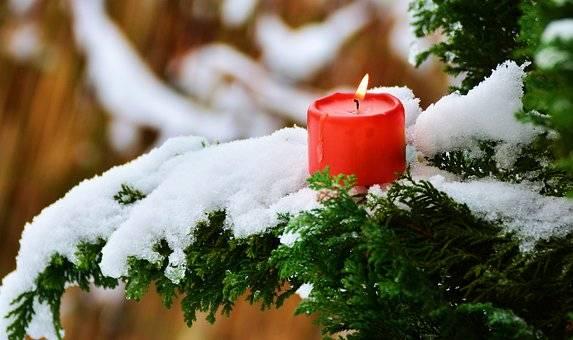 Kersttocht en -viering