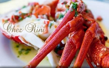cullinarie ontdekking in restaurant CHEZ RINI