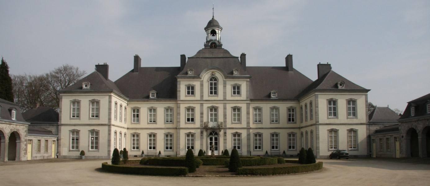Condroz en het kasteel van Warfusée