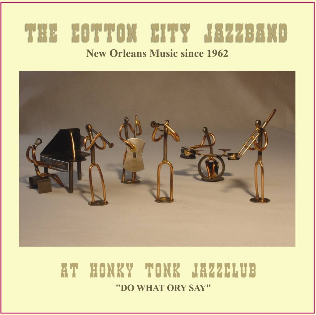 The Cotton City Jazzband