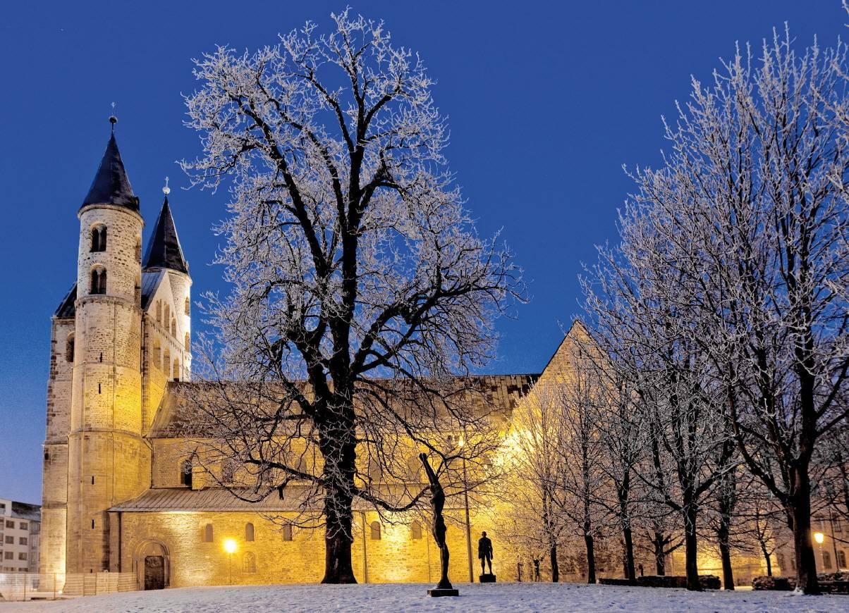 Sachen-Anhalt, culturele schatkist van Duitsland