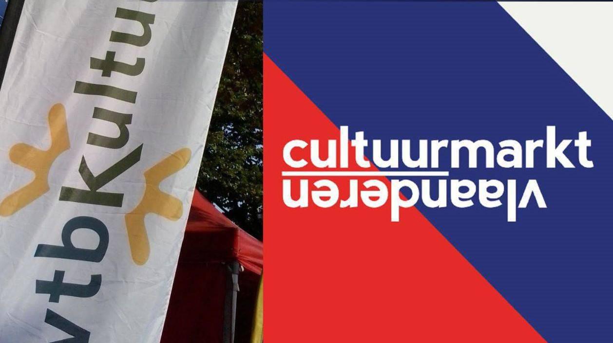 Cultuurmarkt Vlaanderen in Antwerpen