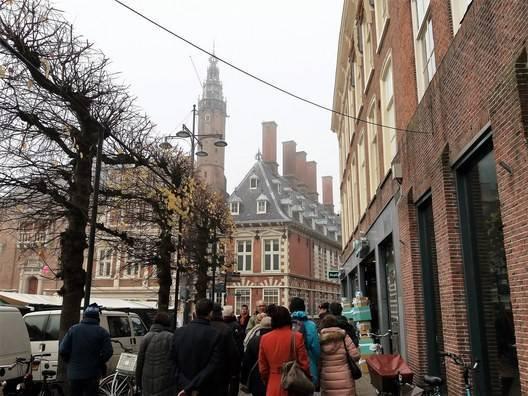 Bezoek aan Haarlem