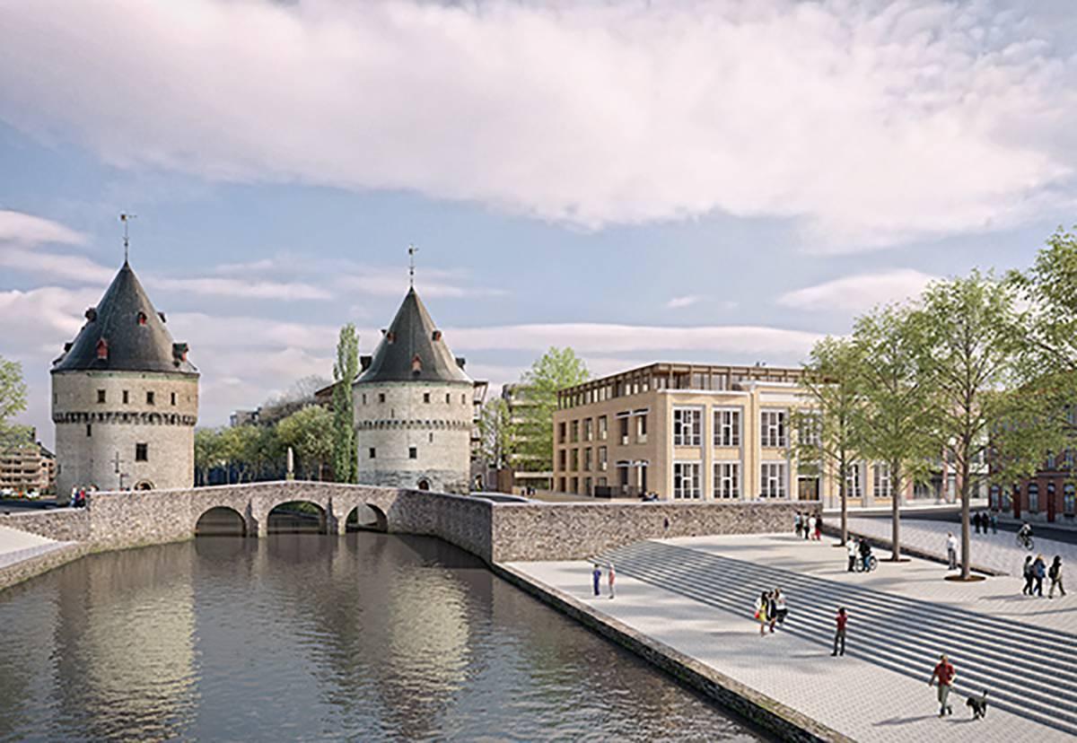 De metamorfose van Kortrijk