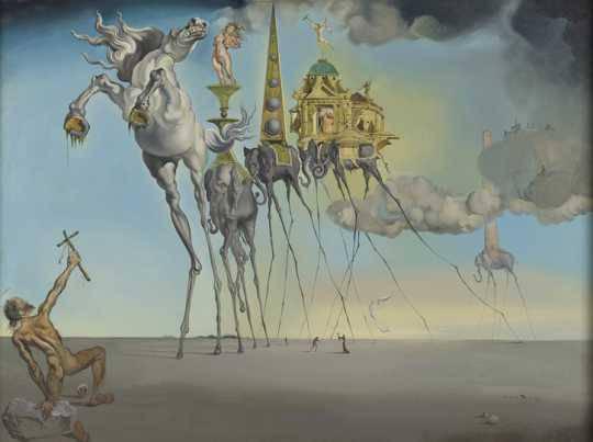 Dalí & Magritte (groep 1) ---VOLZET---