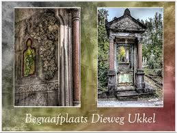 Bezoek begraafplaats Dieweg (Ukkel)