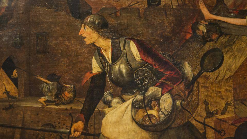 Zoveel meer dan de Dulle Griet: Bezoek aan Mayer van den Bergh