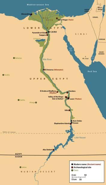Reisreportage EGYPTE