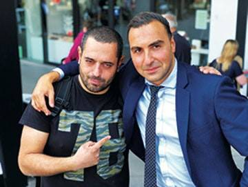 Khalid Benhaddou & Erhan Demirci