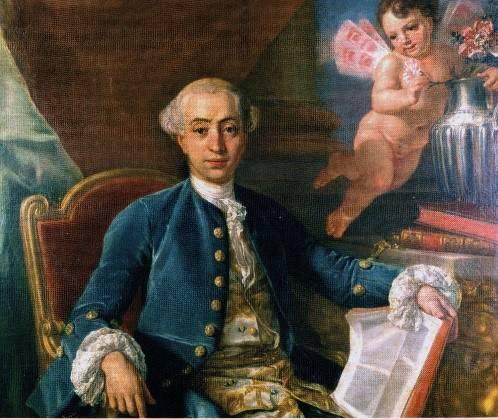 Pranzo Parlante – Casanova, de onbekende!