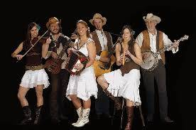 Optreden Vlaamse en Ierse Folk