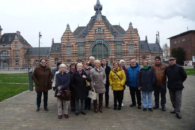 BRUSSELDAG:TRAINWORLD EN TOONE