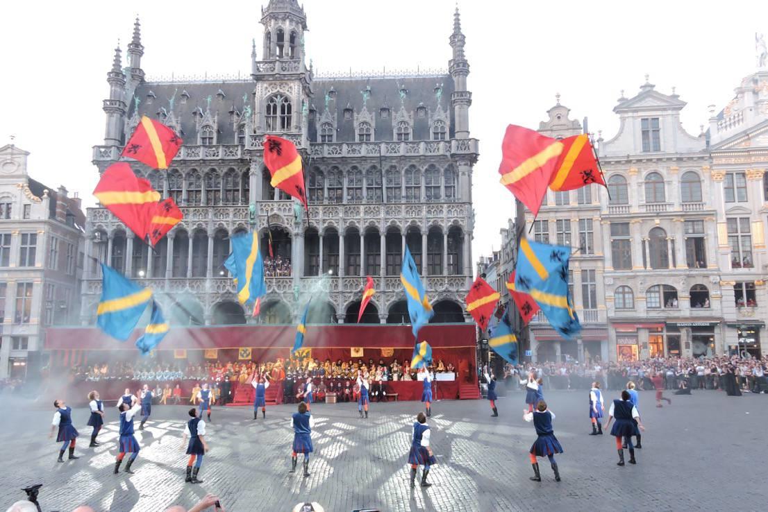 De Ommegang van Brussel