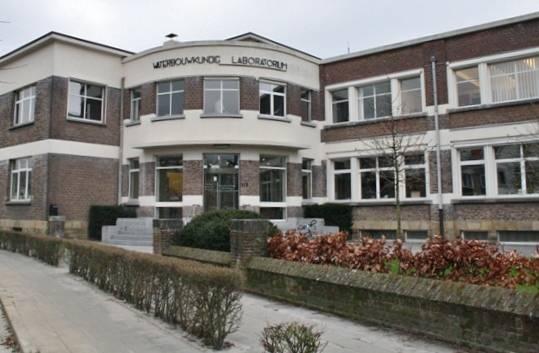 Bezoek Waterbouwkundig Laboratorium – Borgerhout